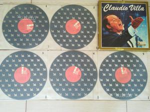 Serie completa Claudio Villa 5CD