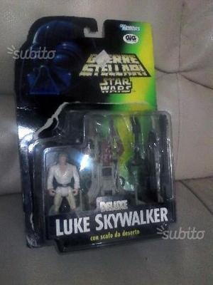 Star wars - Luke Skywalker e astronave