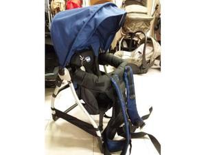 Zaino porta bimbo con parapioggia e parasole posot class - Porta bimbo chicco ...