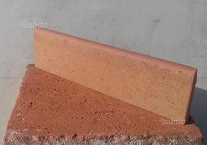 Stock piastrelle in klinker color cotto scelta posot class