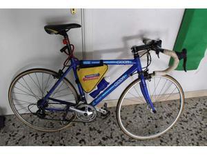 Bici da corsa ruote 24 per ragazzi lega di alluminio nuova