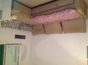 Opportunita vendo divano letto frigo piccolo posot class for Letto 120x190 ikea