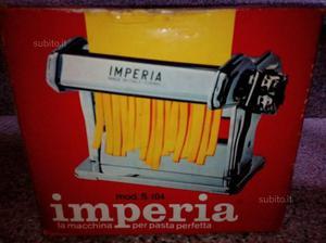 Vendo macchina per la pasta antica posot class - Macchina per fare la pasta in casa ...