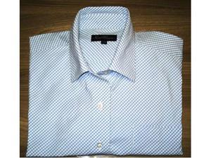 N.2 camicie uomo tg.40, uguali = totale 8 euro