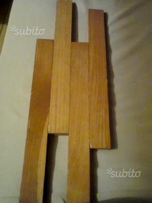 Pavimento in legno rovere