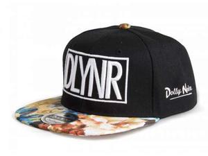 Snapback Dolly Noire DLYNR