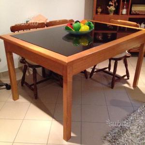 tavolo fatto a mano posot class