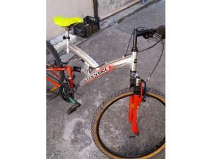 Vendo mountain bike.bici uomo donna bambino.freni a