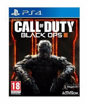 Call of duty: black ops 3 ps4 ita