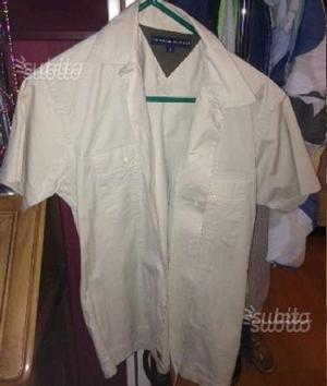 Camicia bianca Tommy hilfiger