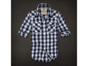 Camicia hollister by abercrombie taglia xl
