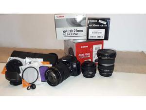 Canon 100d  + Canon + Canon
