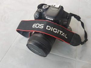 Canon EOS 600D + Canon EF-S  + Accessori