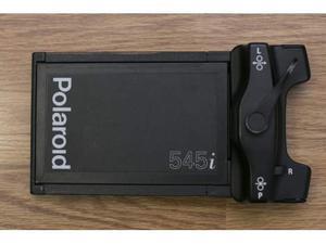 Dorso Polarois 545i grande formato banco ottico