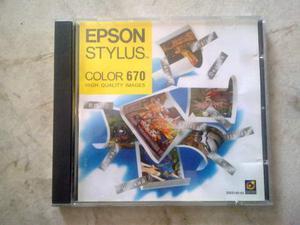 Epson Stylus 670 color Driver