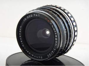 Leica Schneider 35mm f4 PA-Curtagon Decentrabile per Leica R