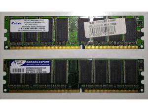 Memoria RAM DDR 400MHz Pc MB