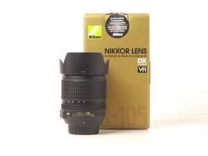 Nikon AF-S mm f.G VR DX