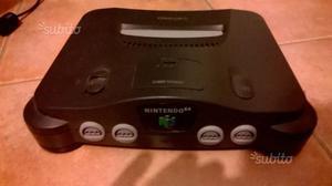Nintendo 64 - console + periferiche + giochi