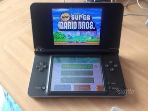 Nintendo Xl con giochi e accessori