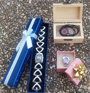 Orologi Dolce e Gabbana, Calvin Klein, M. Valentin