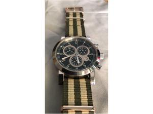 Orologio cronografo Burberry