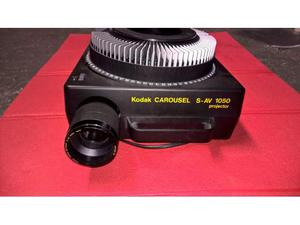 Proiettore diapositive Kodak Carousel S-AV