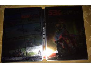 Ps3-xbox steelboock sbk  nuova