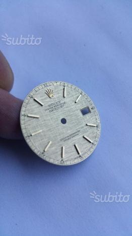 Rolex Quadrante Datejust Full Size Originale