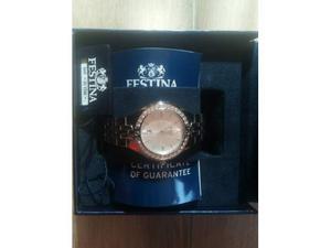 Vendo orologio da donna marca Festina originale e nuovo.