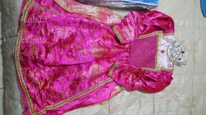 Vestito carnevale 3-5 anni