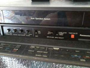 Video registratore panasonic vhs