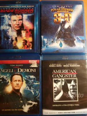 4 Blu ray al prezzo di uno