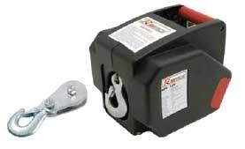 Argano elettrico Ripe12V Ribitech - Ferramenta Cardelli