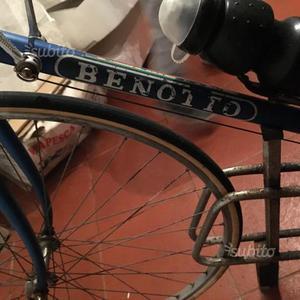 Bici Benotto anni 70 cambio Campagnolo