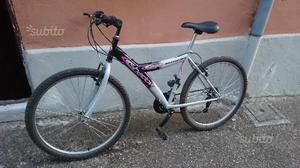"Bici Mountain Bike ruote da 26"" buono stato"