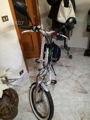 Bici elettrica marca zenith posot class for Bici pieghevole elettrica usata