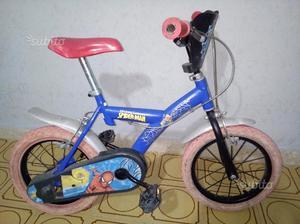 Bici Spiderman 14 Posot Class