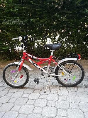 Bici tipo Mountain bike da bimbo/a ruota 16