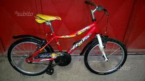 Bicicletta MTB ATALA SKATE Boy 20 pollici