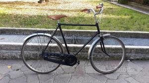 Bicicletta da Uomo nera da 26 restaurata