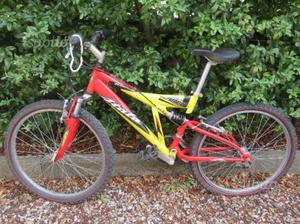 Bicicletta mountain bike mis 24