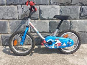 Bicicletta per bambino 3/4 anni