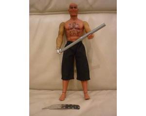 Big Jim Mattel Dr. Steel No.  Prima Serie!