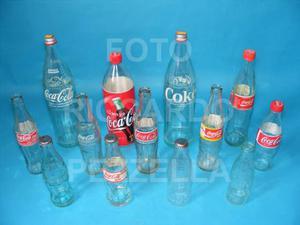 Bottiglie Coca Cola Estero Vintage