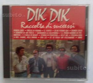 CD Dik Dik,Raccolta di Successi.Dischi Ricordi CDO