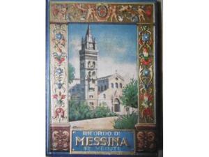 Cartoline di Messina anni  in bianco e nero
