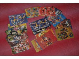 Cartoline illustrate da Dario Fò