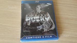 Collezione bluray Rocky Balboa tutti i 6film