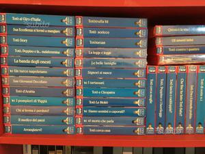 Collezione videocassette completa film di Totò